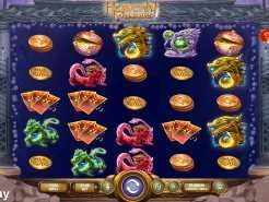 Heavenly Treasures Slots